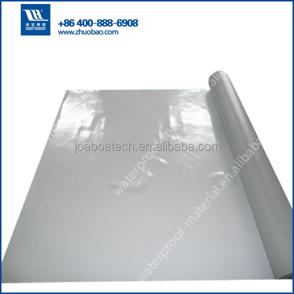 PVC/TPO Waterproof and Breathable Roofing Membrane