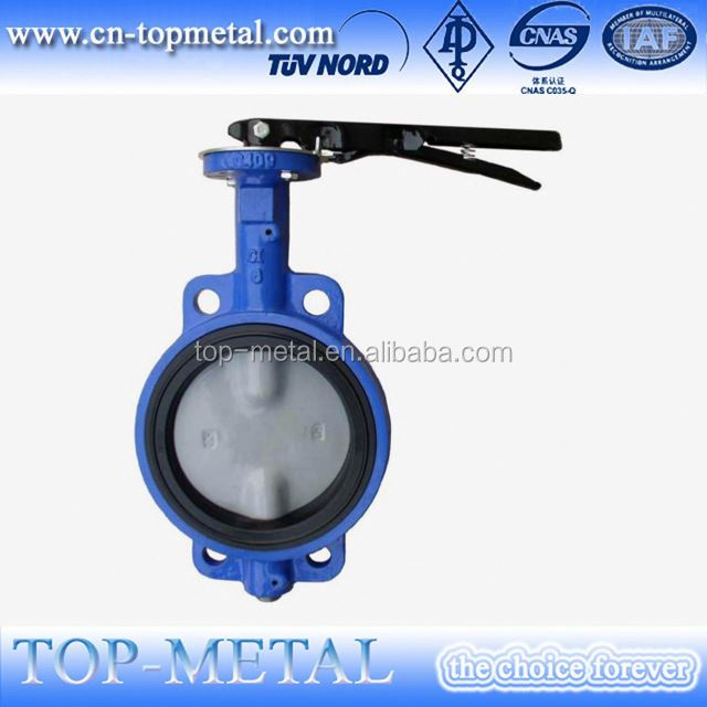 weld joint triple eccentric metal seat butterfly valve manufacturer