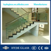 China laminated railing glass balustrade glass for commercial building