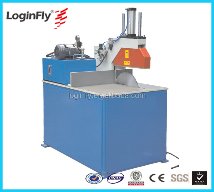High speed Automatic control aluminium bar cutting machine