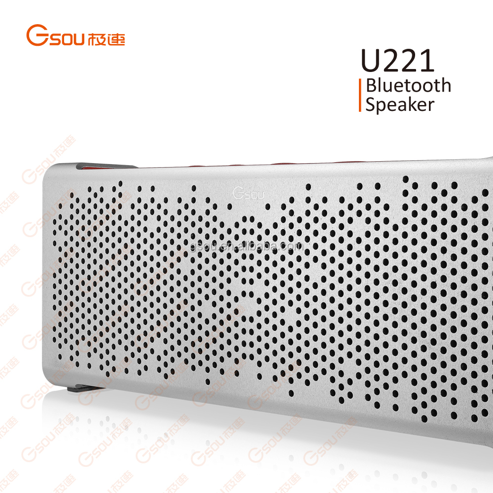 Hi-fi Wireless Bluetooth Speaker With FM Radio