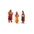 pvc Moana movie figures