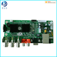 oem manufacturing electronic pcb assembly with guaranteed