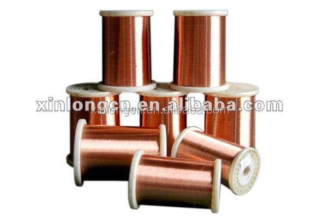 Reliable supplier of crimson enameled copper wires with UL recognized