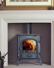Freestanding Installation Type Antique Cast Iron Wood Burning Stoves