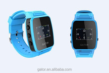 students like location tracking children sensor gps mobile wrist watch phone---Gator Caref Watch