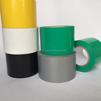 Alibaba China Custom Printed Duct Tape PVC Pipe Insulation Wrap
