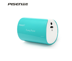 Pisen Funny Power II 5000mAh Mobile Power Pack/Bank