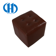 best selling new product leather sofa bench genuine leather industrial bar stool with hand classic