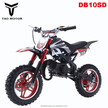 Tao Motor 50cc Mini Dirt Bike for kids DB10SD with EPA ECE