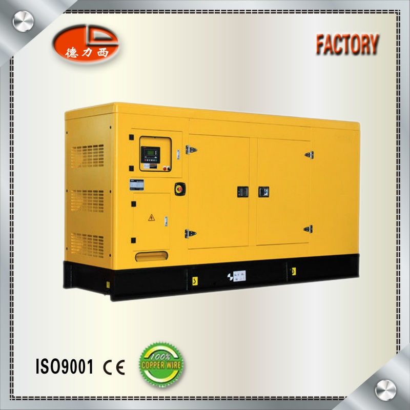 Chinese Brand Weichai Engine 20kva Silent Diesel Generator(CE Approval)