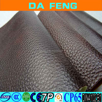 Waterproof Embossed Synthetic Sofa Leather for Sofa