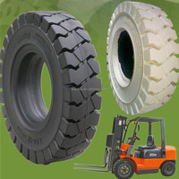 good price popular 5.00-8 21x7x15 22x9x16 6.50-10 7.00-12 forklift solid rubber tyre