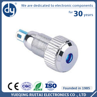 waterproof LED HJS8X IP67 Factory price high quality push button switch