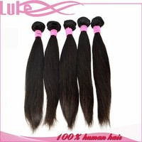 Top Selling Philippine Hair Silky Straight Weave Grade 7A Virgin Hair Weaving