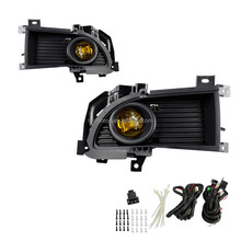 Fog light for for MITSUBISHI LANCER 2005-2007/2011 fog lamp Clear/yellow/smoke Lens
