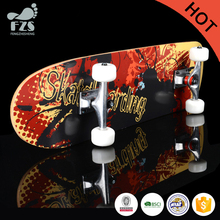 HSJ251 Teen adult beginners Brush Street flying skateboard price factory sales skateboard low price
