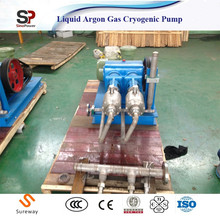 Liquid Argon Gas Cryogenic Pump in Large Supply