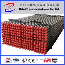 89mm diameter G 105 Durable water well drill pipe from Hebei Zhongxin