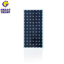 China factory sell 100w 110w mono poly solar panel with CE certificate