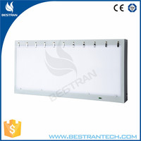China BT-VR3A hospital medical X-ray film illuminator, negatoscope , X-ray film viewer, light box wall amount