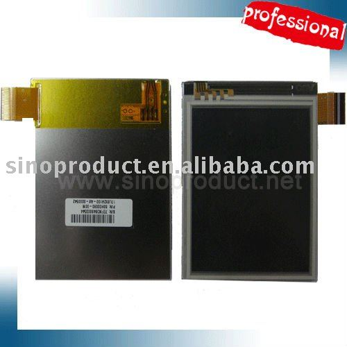 mobile phone lcd screen display for htc P3400/ d600