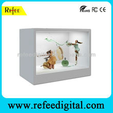 New Arrival 10.1 to 65 Inch LCD Transparent Display