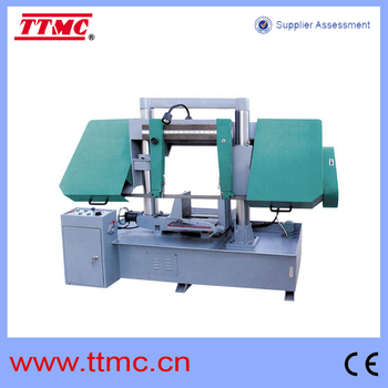 TGH-4250 TTMC Horizontal Hydraulic Metal Cutting Band Saw
