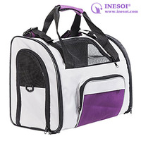 Traveler Ultimate Cat Carrier Luxury Mesh Cat Carrier Nylon Mesh Cat Carrier