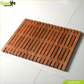 teak wood non slip mat in the kitchen & bathroom