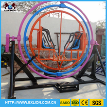 funny games outdoor human gyroscope for sale