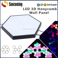 2016 New effect light celling wall backdrop decoration led panel light