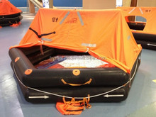 Throw-Over Board Inflatable youlong liferaft For 25 Persons