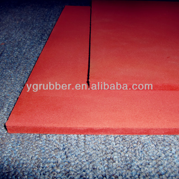 Heat Transfer Foam Silicone Rubber