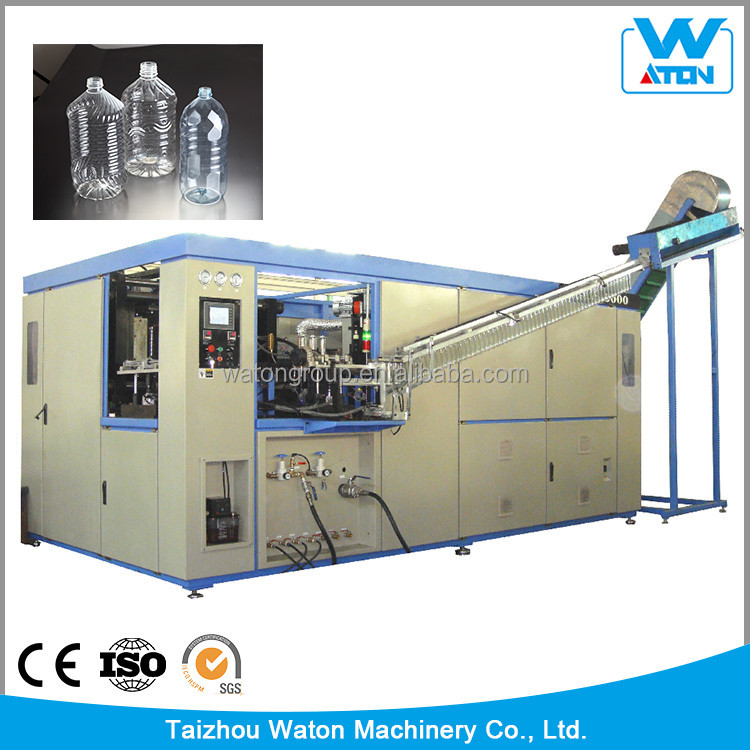 Superior Gallon Bottle Plastic Blowing Iso Attestation Making Machines Manufacturer