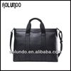 2016 new design genuine leather briefcase for mens leather bag