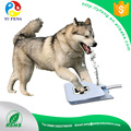 Super Dog Pet Water Fountain Doggie Fountain Step-On Outdoor Drinking Training