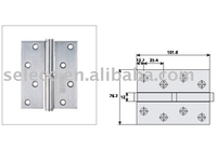 Square Angle Hinges