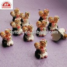 Toys Shenzhen Mini Bride and Groom Figurines