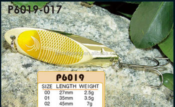 best selling metal spoon fishing lures