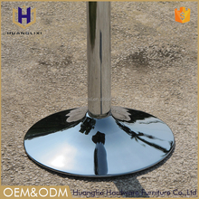 (E2001)Decorative Metal Coffee Dining Table Base Cast Aluminum Table Leg For Restaurant