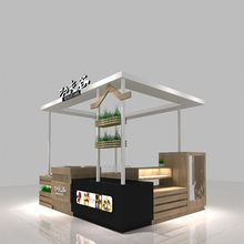 Free Design Juice Bar Kiosk China Food Kiosk For Sale