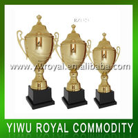 Wholesale Yiwu Market Metal Sports Trophies