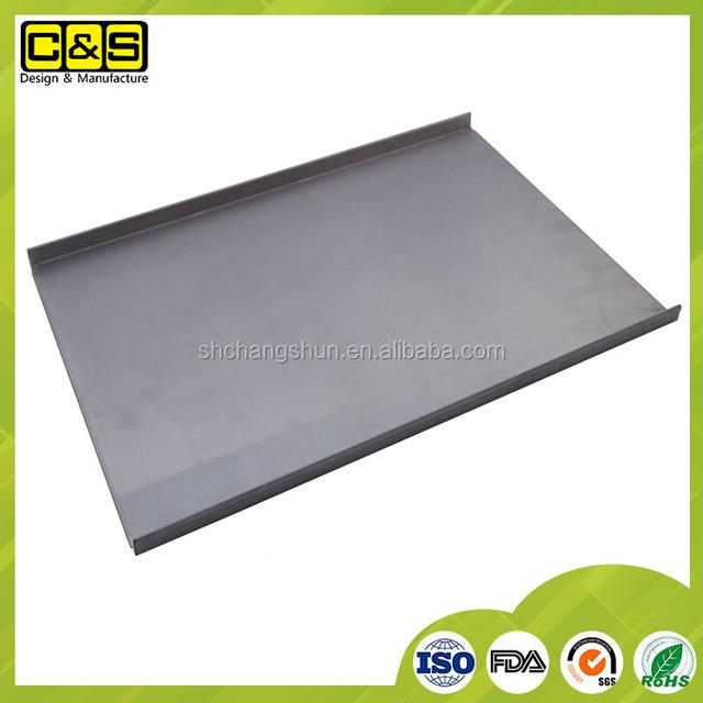 Custom Stainless Steel Bakeware, U Shape Bake tray, U Shape Aluminized Steel sheet pan