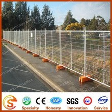 Hot sale project removable border protable construction temporary fence mobile pet fence