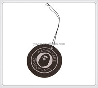 hanging car membrane air freshener for sale