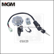 OEM High Quality Motorcycle lock sets , motorcycle fuel lock