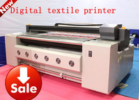 Roller type dye sublimation flag printing machine manufacturing