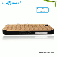 traditional New style hot sell high quality wood carved mobile case phone cases for iphone 5c
