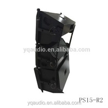 pro sound system p audio line array 15 inch speaker(PS15-R2)